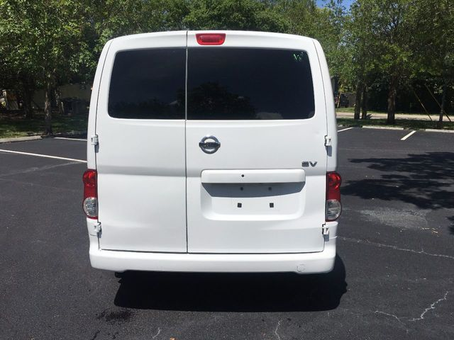 2013 Nissan NV200 I4 SV - Click to see full-size photo viewer
