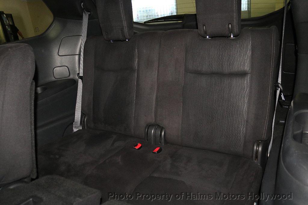 2013 Nissan Pathfinder 2WD 4dr SV - 18699713 - 17