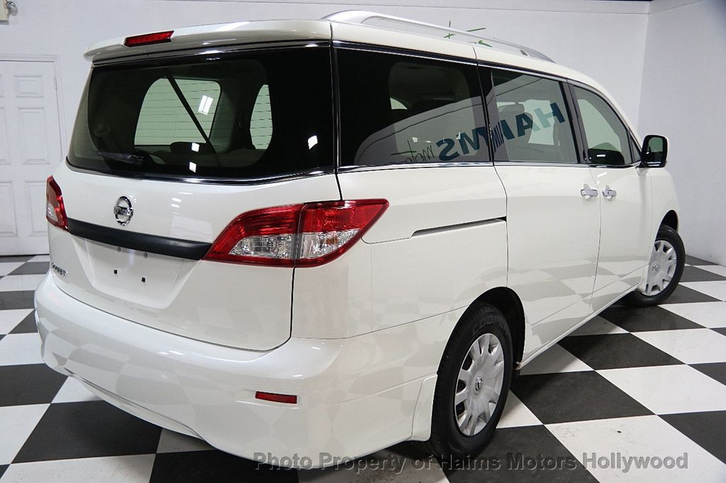 2013 Used Nissan Quest 4dr S At Haims Motors Serving Fort