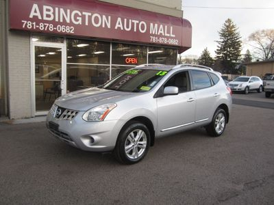 2013 Nissan Rogue  - Click to see full-size photo viewer