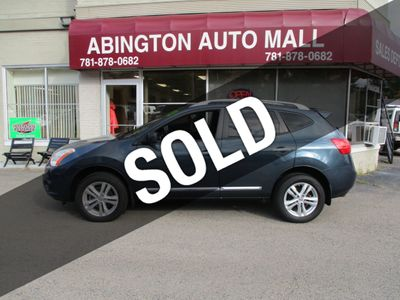 2013 Nissan Rogue 2013 NISSAN ROGUE AWD  68K  - Click to see full-size photo viewer