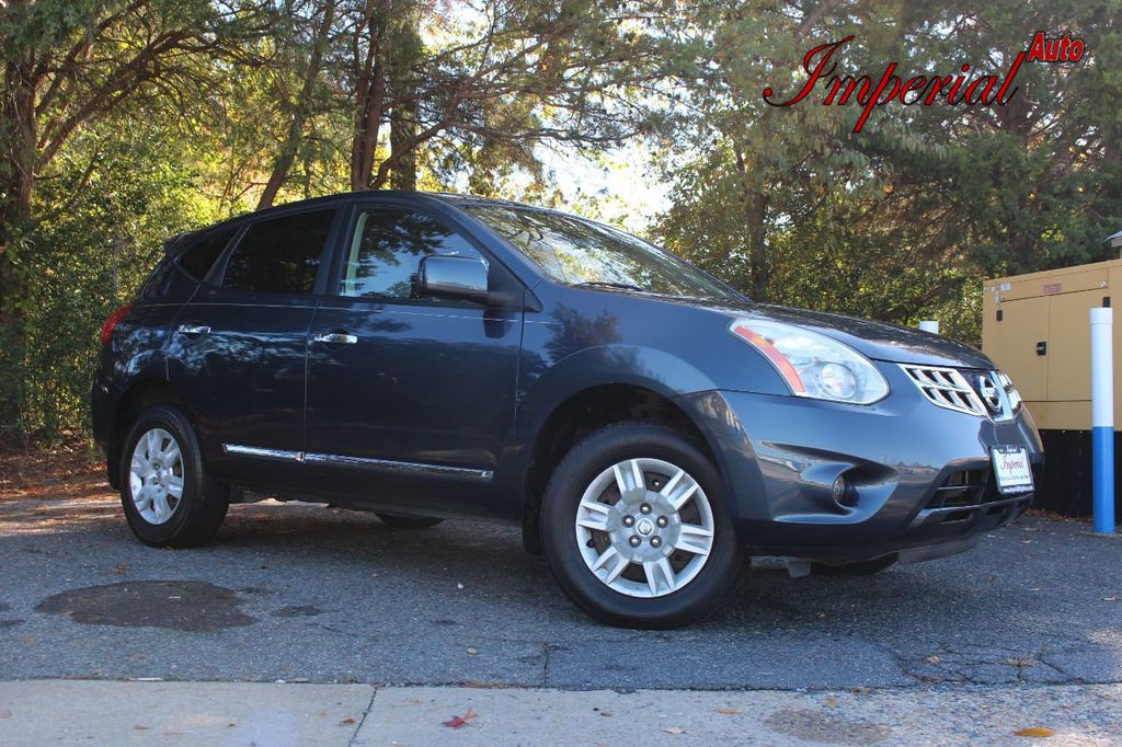 2013 Nissan Rogue AWD 4dr S - 19411070 - 0