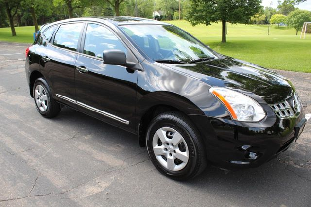 2013 Nissan Rogue Tire Size >> 2013 Used Nissan Rogue Awd S Recently Serviced