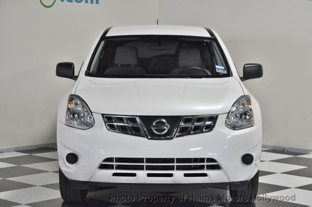 2013 Used Nissan Rogue Fwd 4dr S At Haims Motors Serving Fort