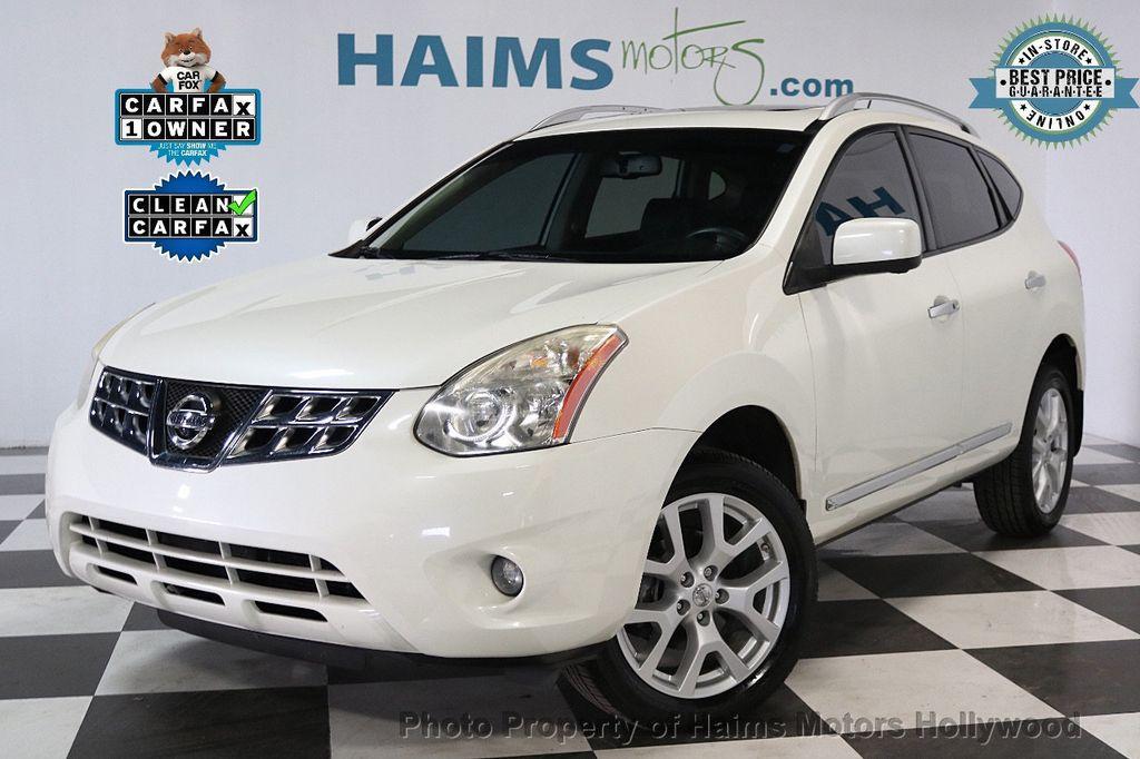 2013 Nissan Rogue FWD 4dr SL   17605245