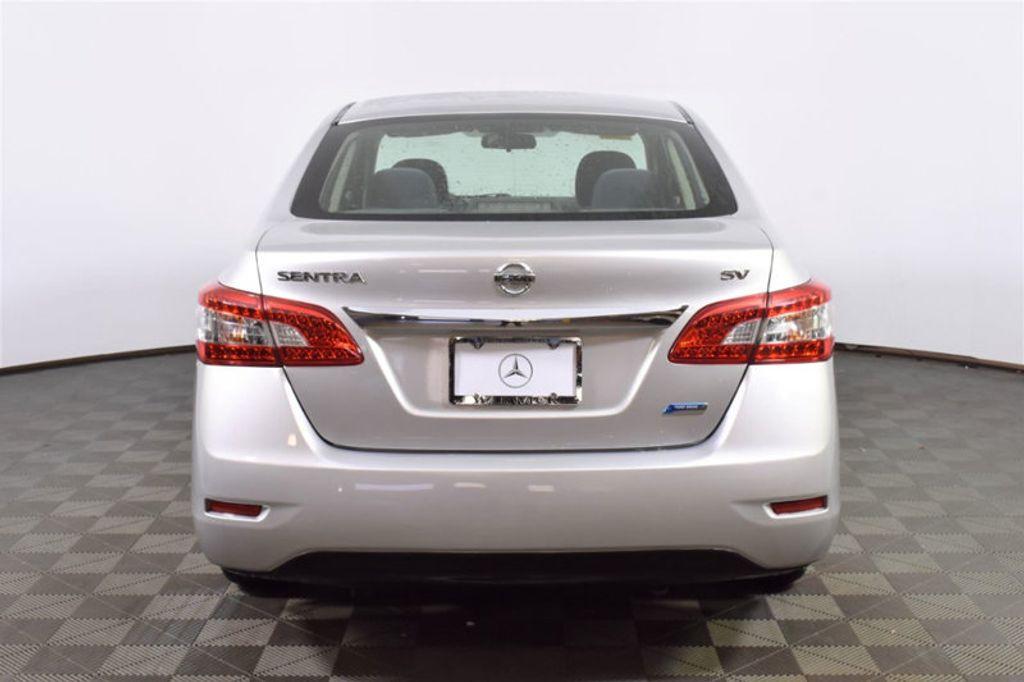2013 Nissan Sentra 4dr Sedan I4 CVT SV - 18506009 - 3