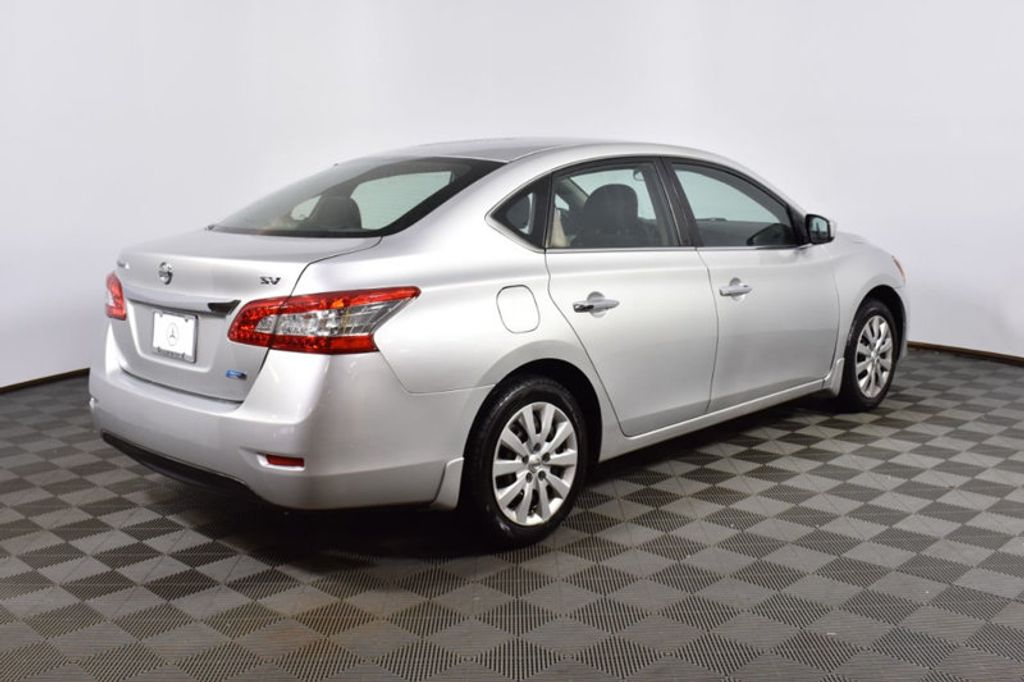 2013 Nissan Sentra 4dr Sedan I4 CVT SV - 18506009 - 4