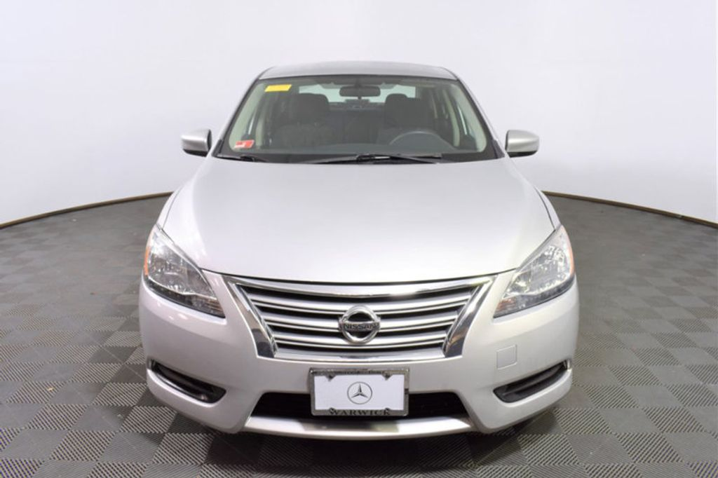2013 Nissan Sentra 4dr Sedan I4 CVT SV - 18506009 - 7