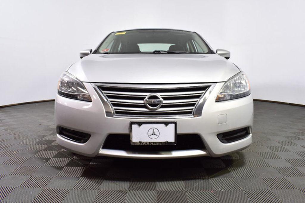 2013 Nissan Sentra 4dr Sedan I4 CVT SV - 18506009 - 8