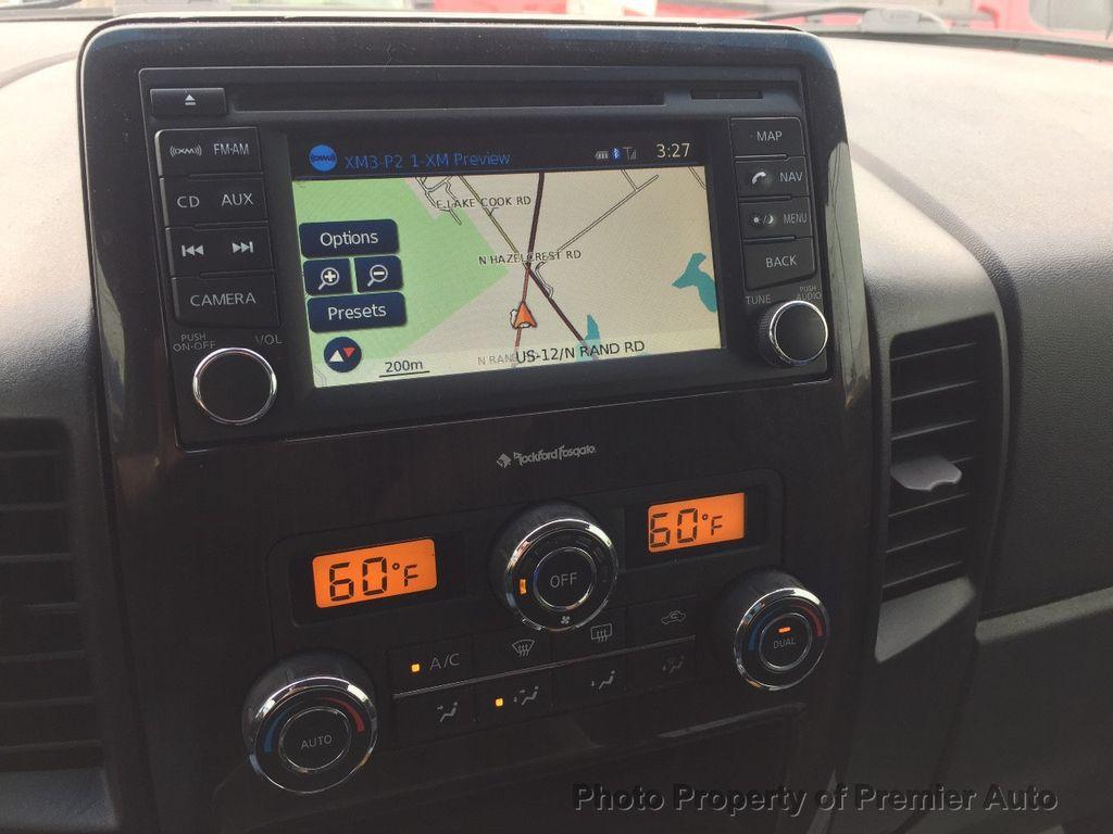 2013 Nissan Titan 4WD Crew Cab SWB SL - 16676262 - 12