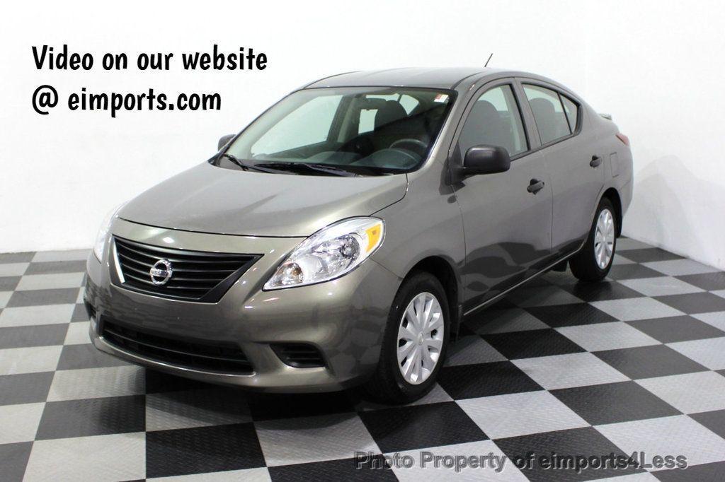 2013 Nissan Versa CERTIFIED VERSA 1.6S - 18315051 - 0