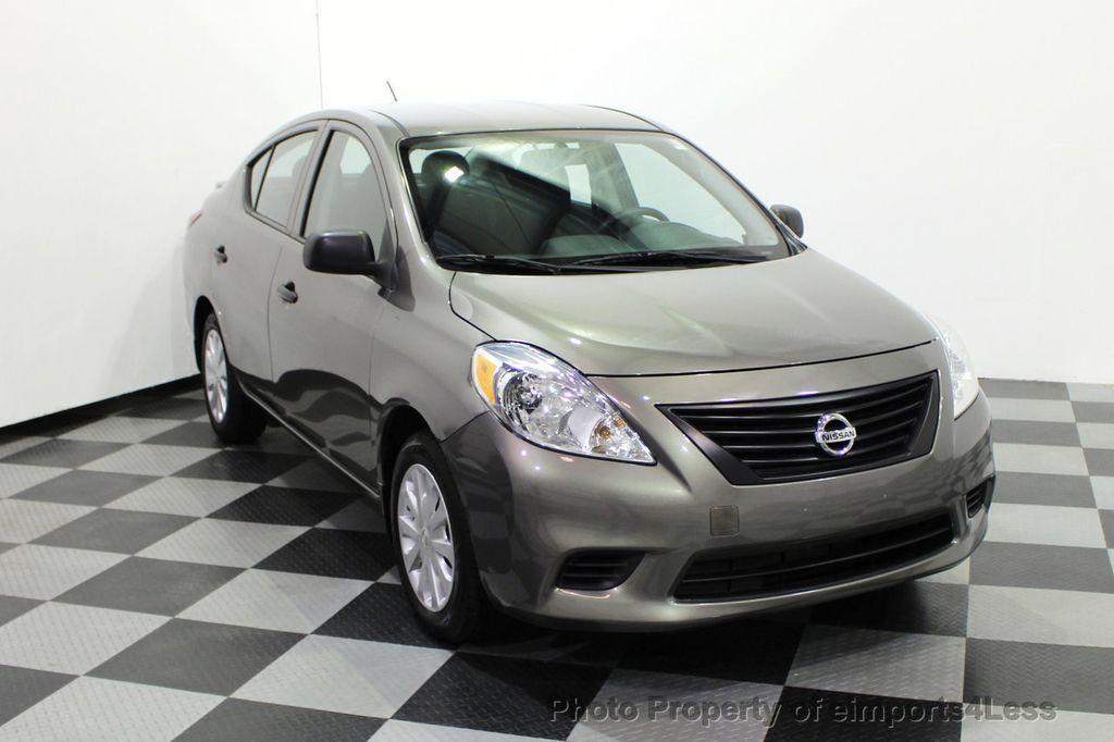 2013 Nissan Versa CERTIFIED VERSA 1.6S - 18315051 - 11