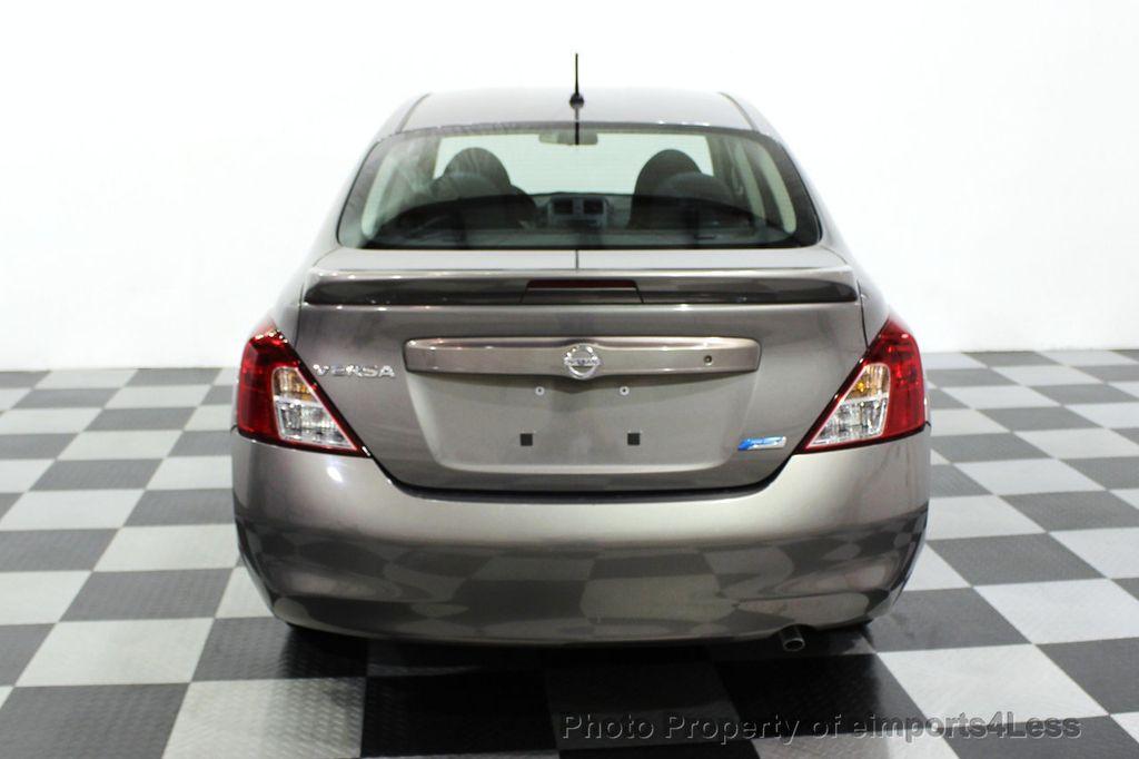 2013 Nissan Versa CERTIFIED VERSA 1.6S - 18315051 - 13