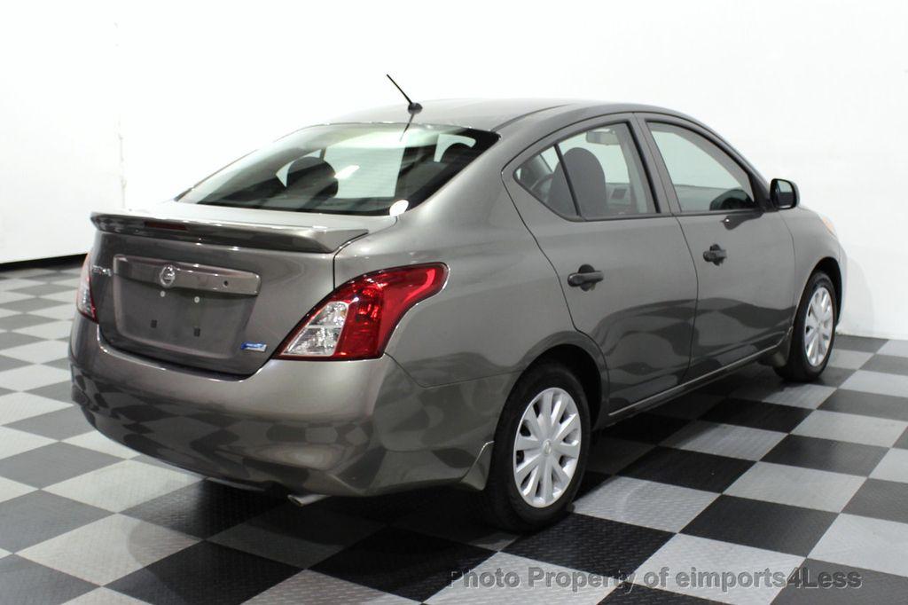 2013 Nissan Versa CERTIFIED VERSA 1.6S - 18315051 - 14