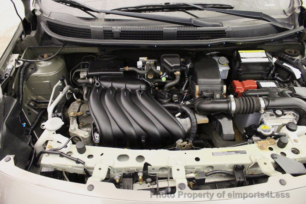 2013 Nissan Versa CERTIFIED VERSA 1.6S - 18315051 - 16