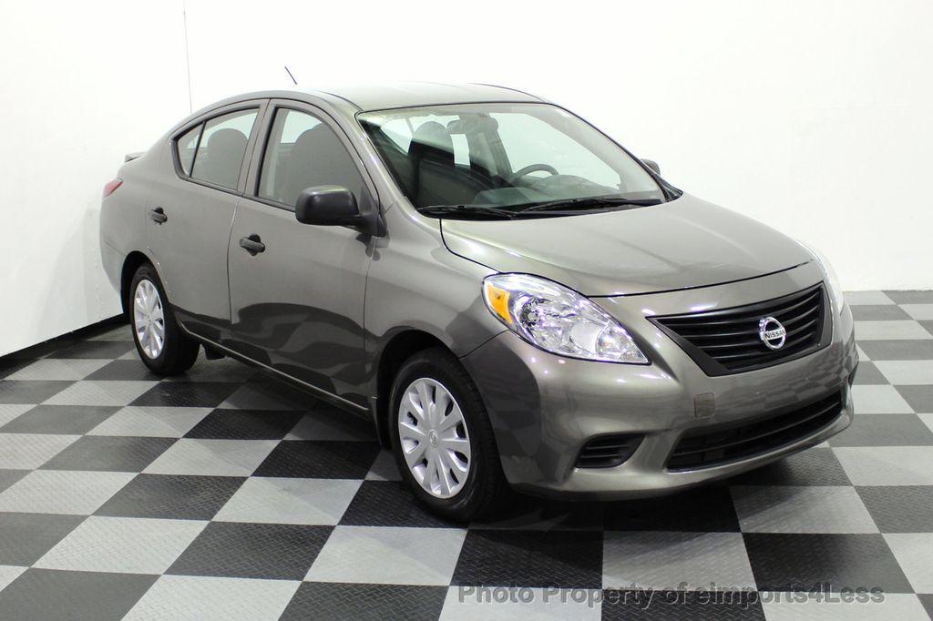 2013 Nissan Versa CERTIFIED VERSA 1.6S - 18315051 - 1