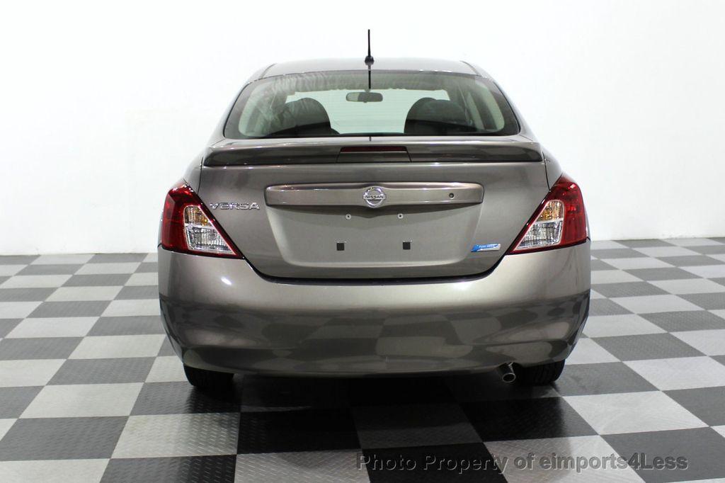 2013 Nissan Versa CERTIFIED VERSA 1.6S - 18315051 - 27