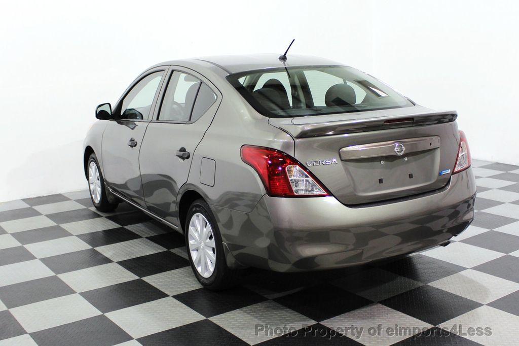 2013 Nissan Versa CERTIFIED VERSA 1.6S - 18315051 - 2