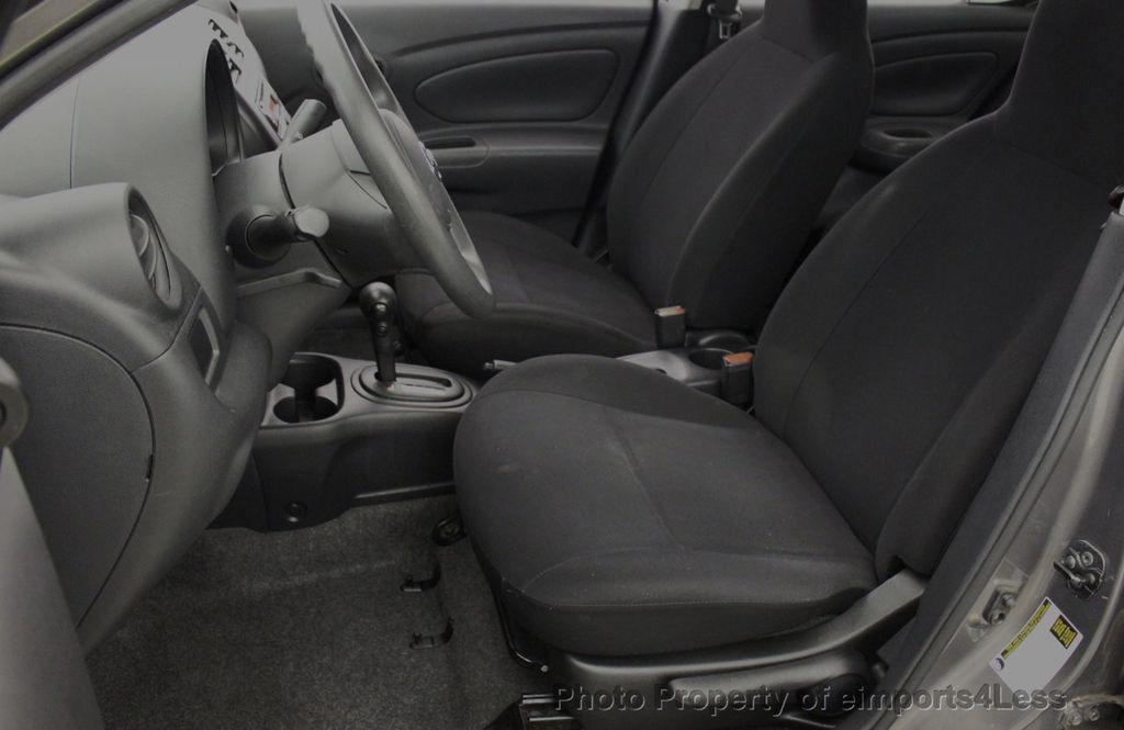 2013 Nissan Versa CERTIFIED VERSA 1.6S - 18315051 - 34