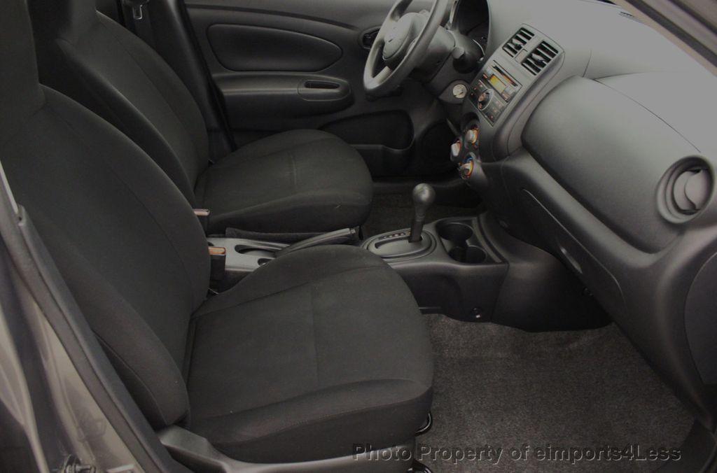 2013 Nissan Versa CERTIFIED VERSA 1.6S - 18315051 - 35
