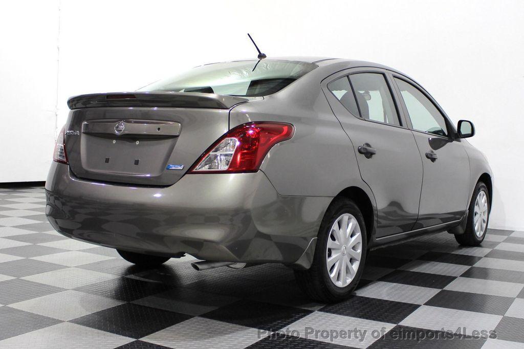 2013 Nissan Versa CERTIFIED VERSA 1.6S - 18315051 - 3