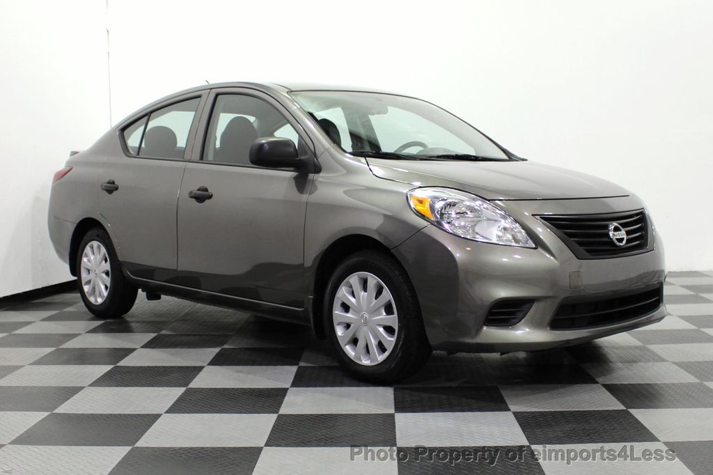 2013 Nissan Versa CERTIFIED VERSA 1.6S - 18315051 - 42