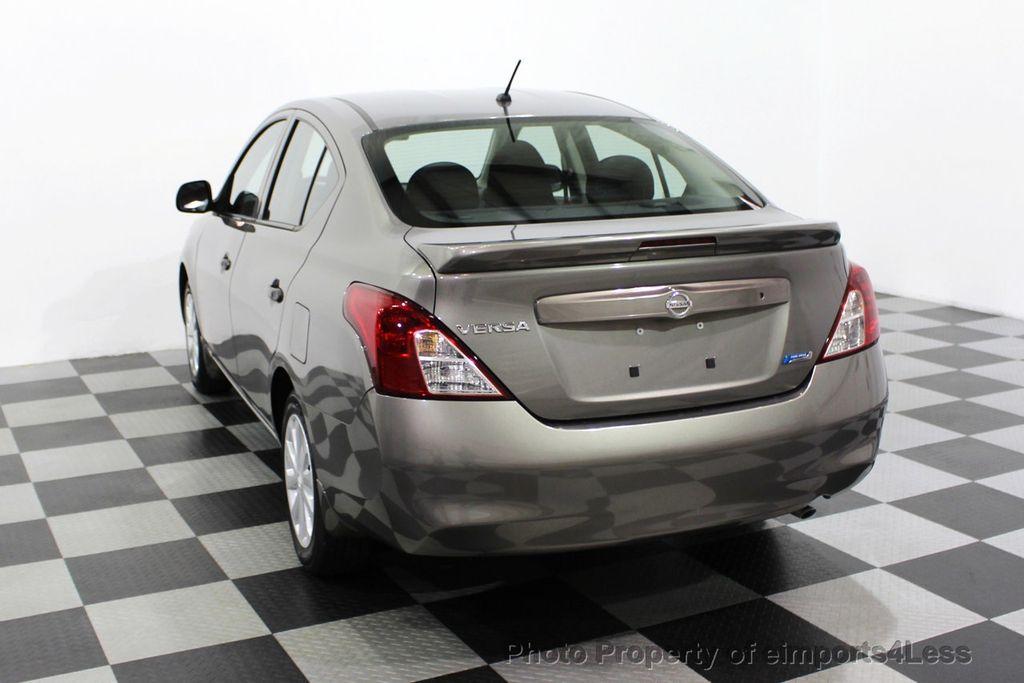 2013 Nissan Versa CERTIFIED VERSA 1.6S - 18315051 - 43