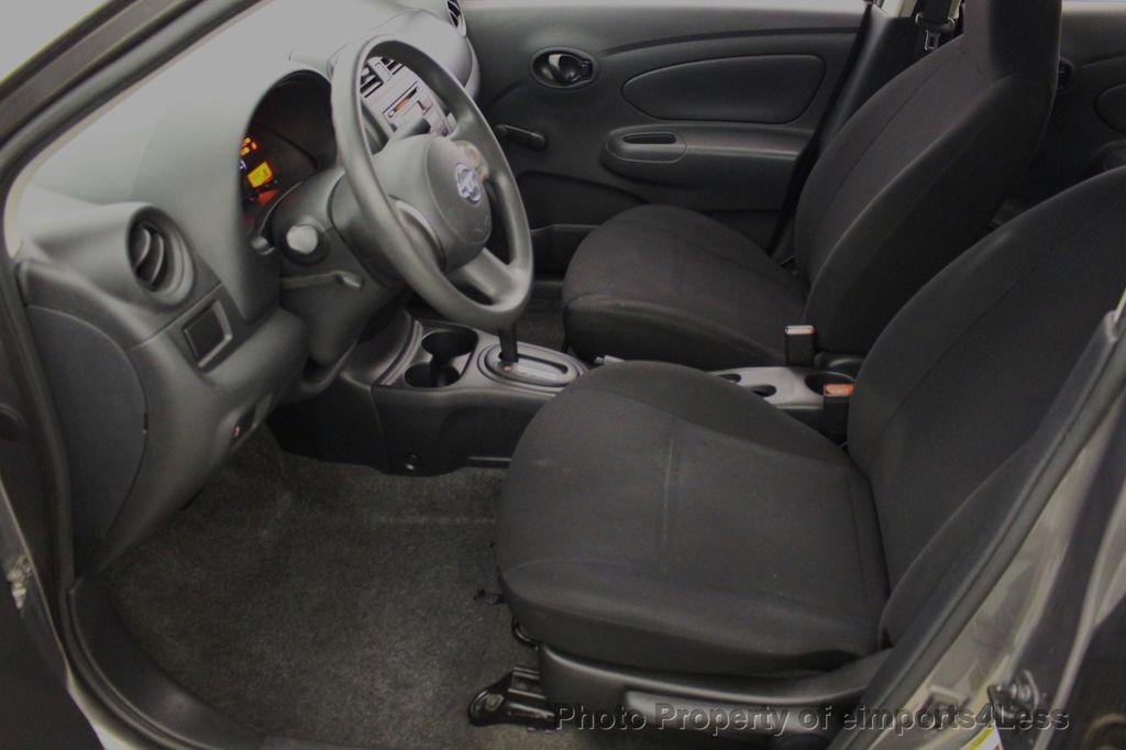 2013 Nissan Versa CERTIFIED VERSA 1.6S - 18315051 - 45