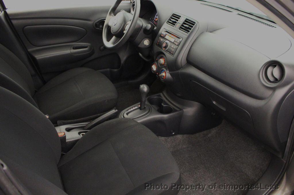 2013 Nissan Versa CERTIFIED VERSA 1.6S - 18315051 - 46