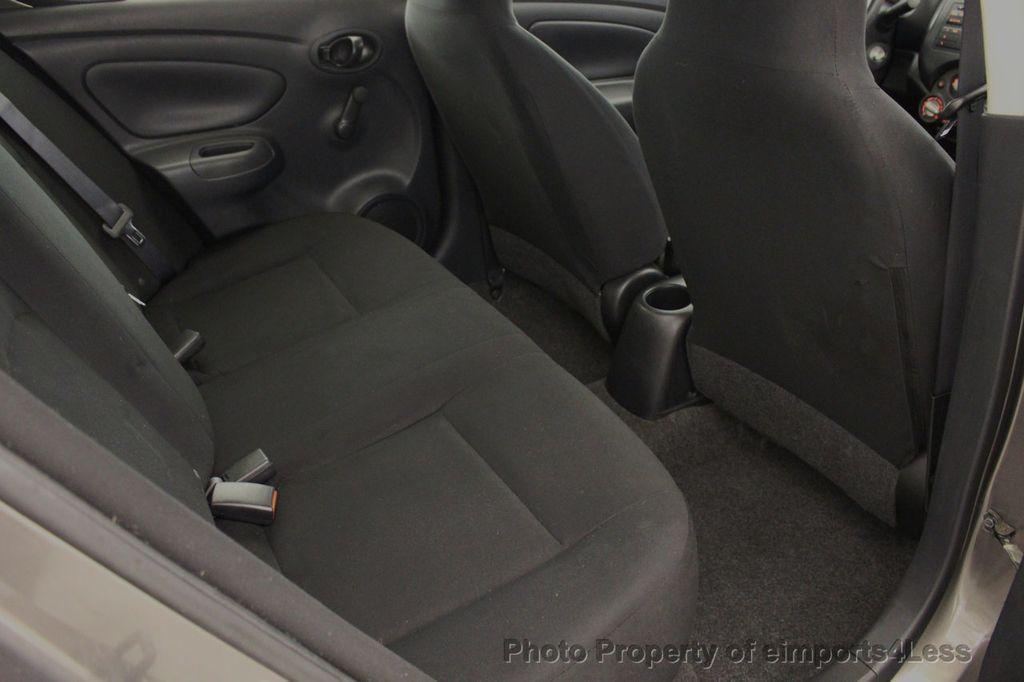 2013 Nissan Versa CERTIFIED VERSA 1.6S - 18315051 - 48