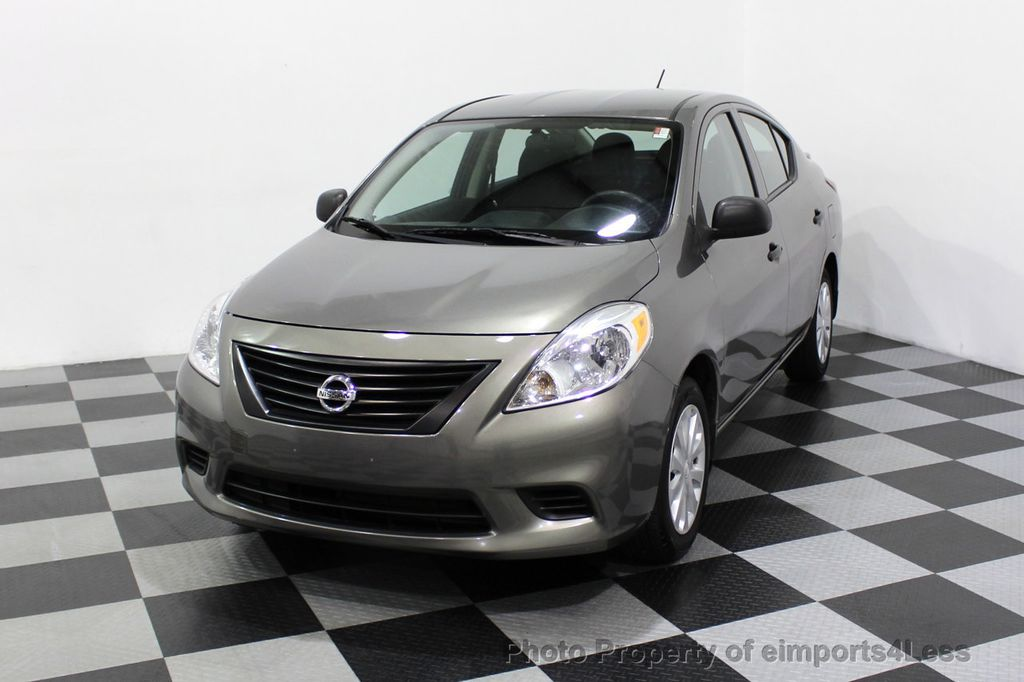 2013 Nissan Versa CERTIFIED VERSA 1.6S - 18315051 - 49