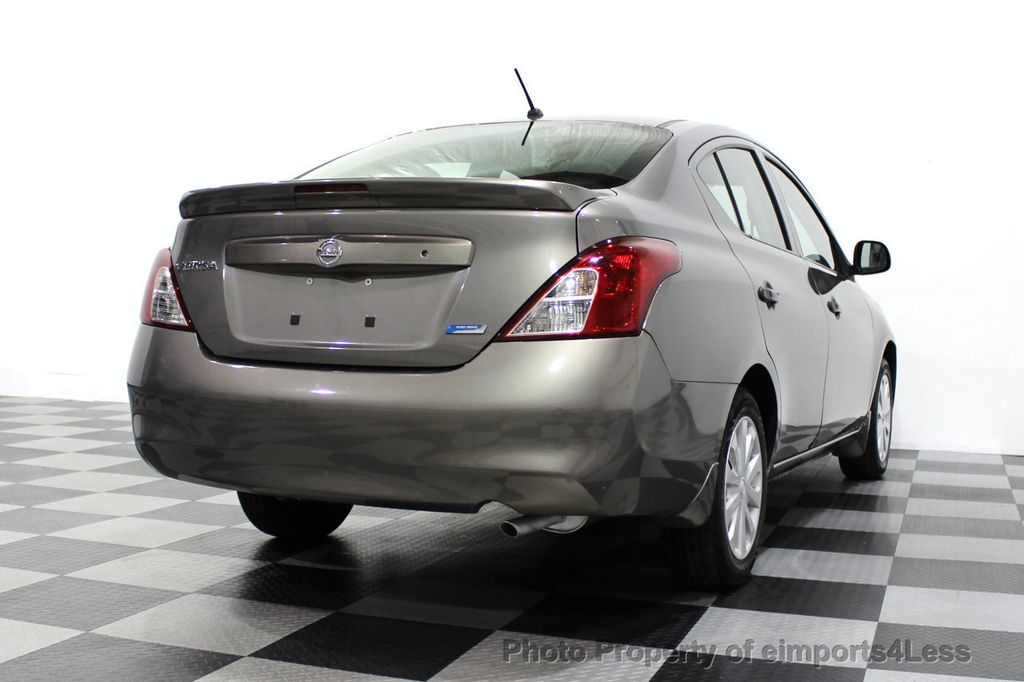 2013 Nissan Versa CERTIFIED VERSA 1.6S - 18315051 - 51