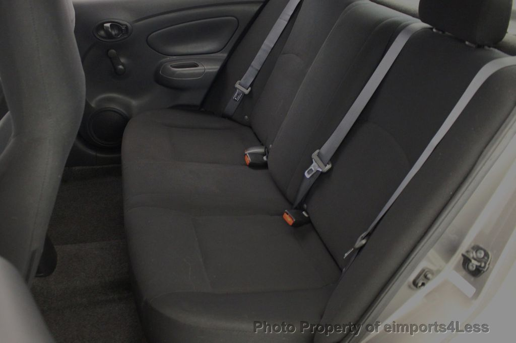 2013 Nissan Versa CERTIFIED VERSA 1.6S - 18315051 - 7