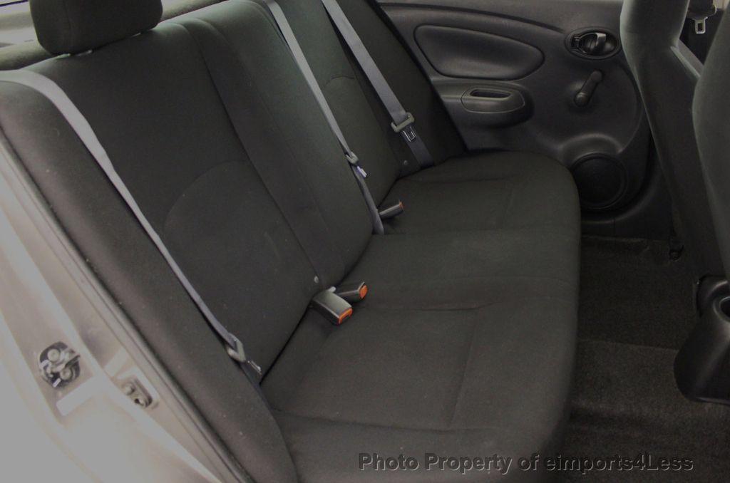 2013 Nissan Versa CERTIFIED VERSA 1.6S - 18315051 - 8