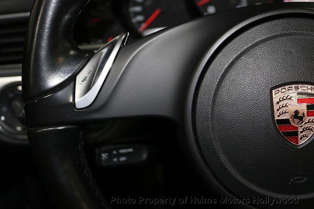 2013 Porsche 911 2dr Cabriolet Carrera - 18179029 - 22