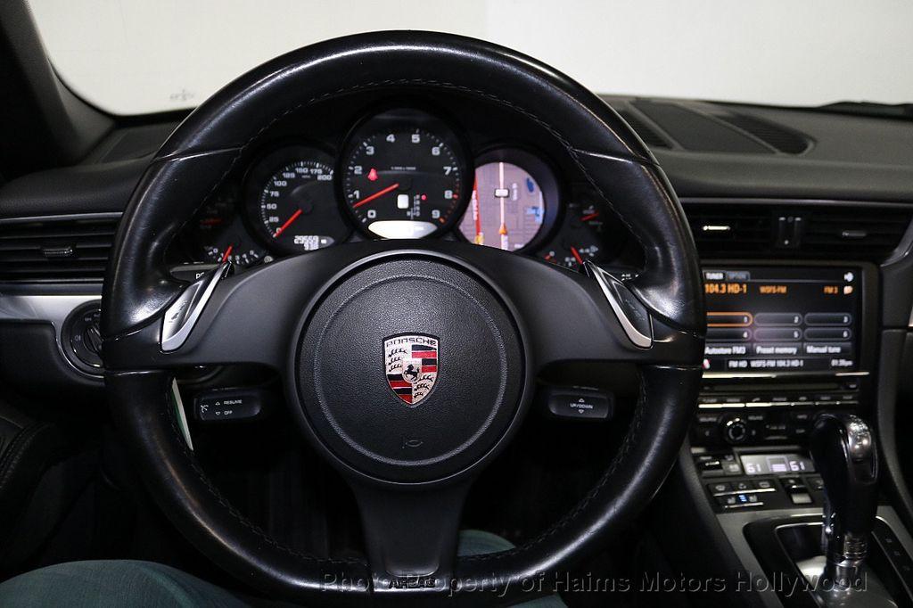 2013 Porsche 911 2dr Cabriolet Carrera - 18179029 - 25