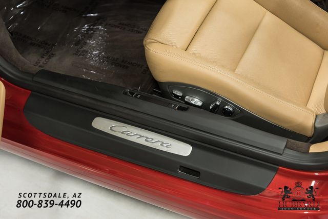 2013 Porsche 911 2dr Cabriolet Carrera - Click to see full-size photo viewer