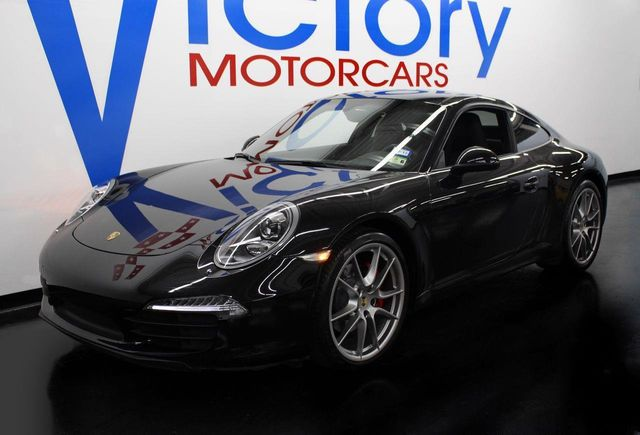 2013 Porsche 911 2dr Coupe Carrera - 13325958 - 3