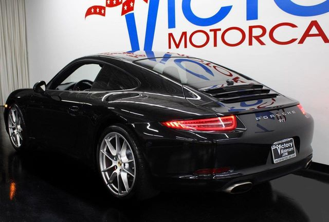 2013 Porsche 911 2dr Coupe Carrera - 13325958 - 4