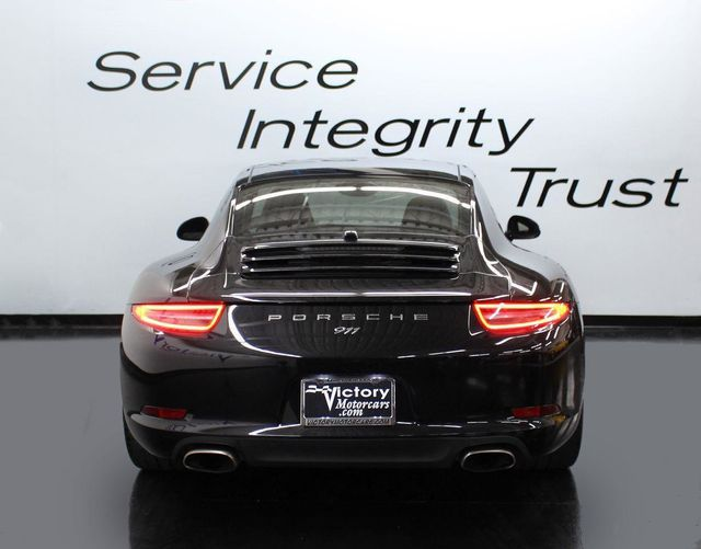 2013 Porsche 911 2dr Coupe Carrera - 13325958 - 5