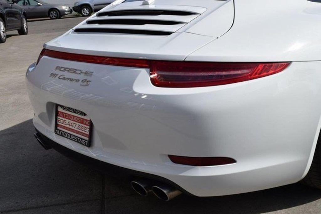 2013 Porsche 911 2dr Coupe Carrera 4S - 17652118 - 15