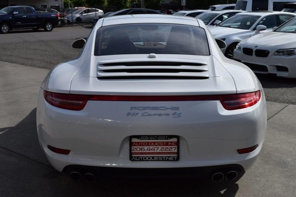 2013 Porsche 911 2dr Coupe Carrera 4S - 17652118 - 6