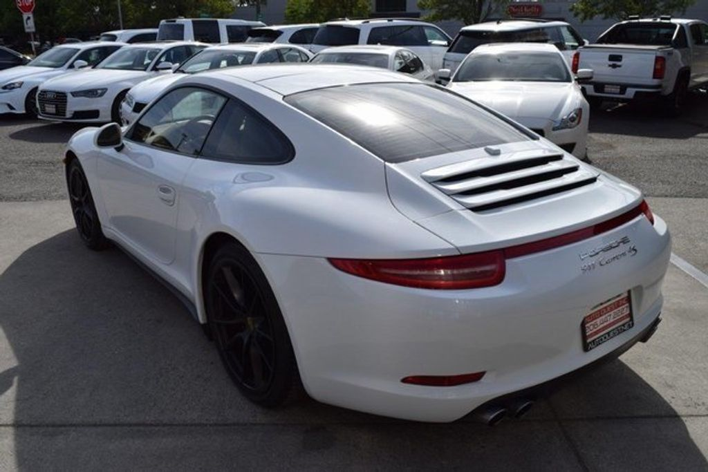 2013 Porsche 911 2dr Coupe Carrera 4S - 17652118 - 7