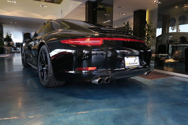 2013 Porsche 911 Carrera 4S Coupe - Click to see full-size photo viewer