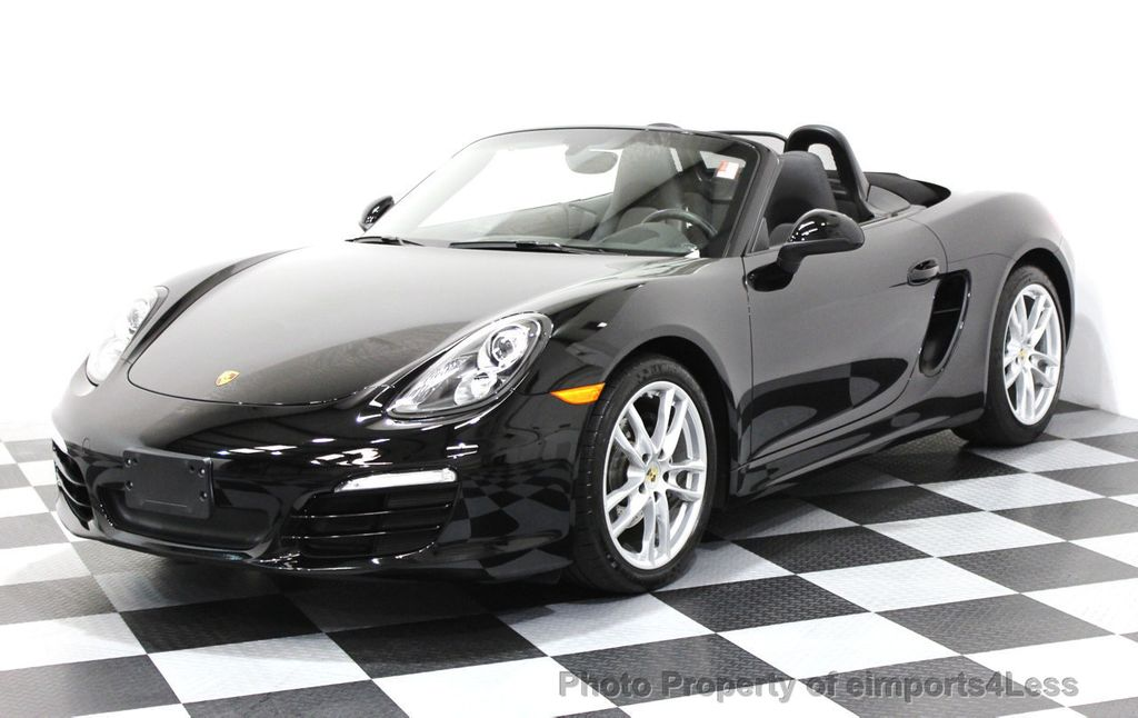 2013 Porsche Boxster CERTIFIED BOXSTER 6 SPEED ROADSTER - 16288396 - 9