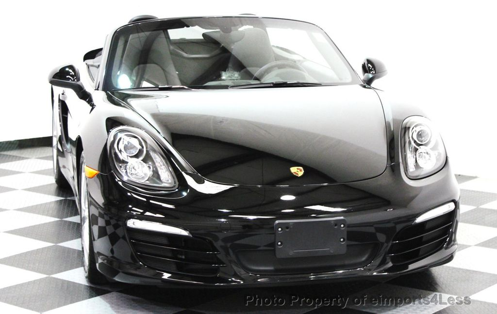 2013 Porsche Boxster CERTIFIED BOXSTER 6 SPEED ROADSTER - 16288396 - 10