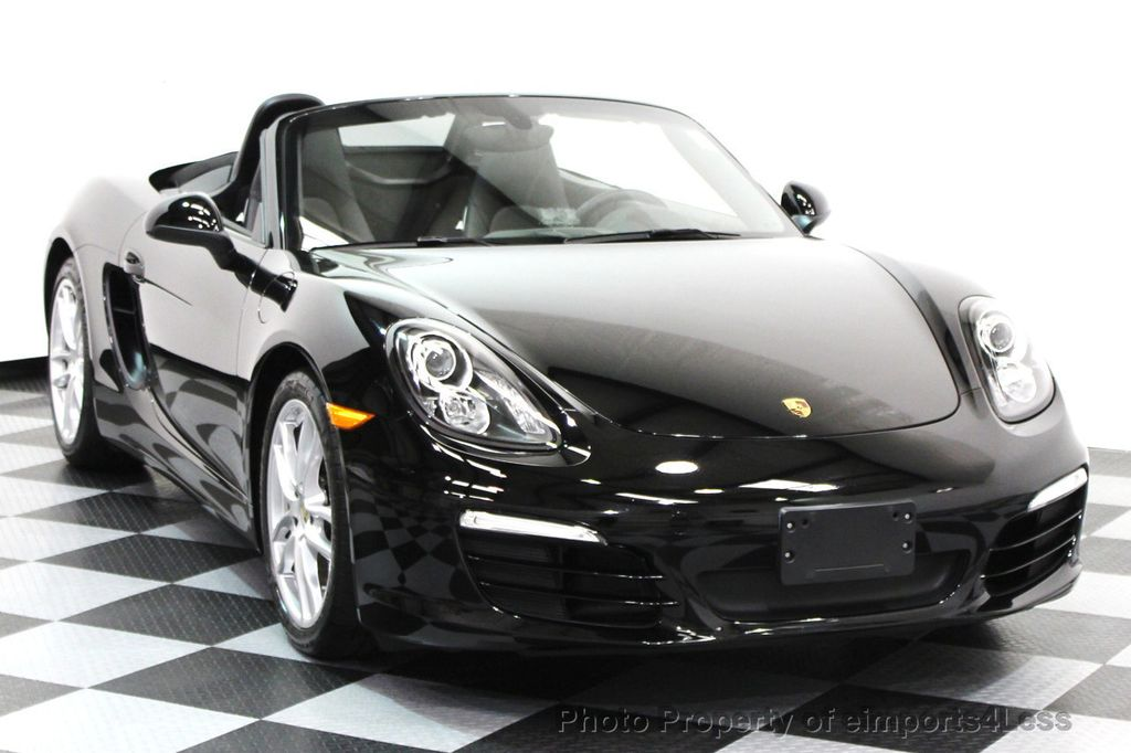 2013 Porsche Boxster CERTIFIED BOXSTER 6 SPEED ROADSTER - 16288396 - 16