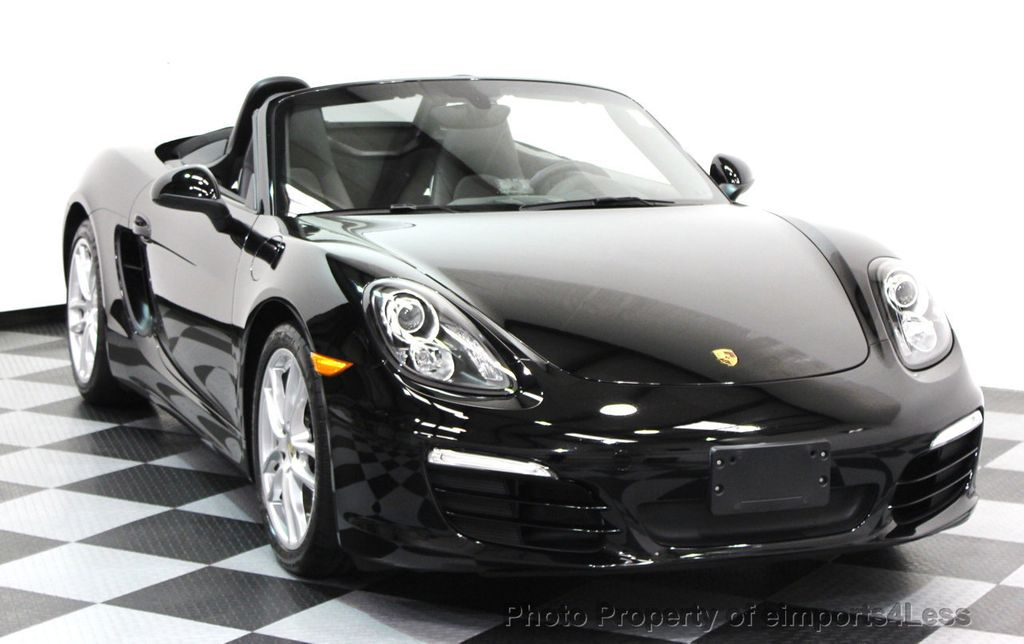 2013 Porsche Boxster CERTIFIED BOXSTER 6 SPEED ROADSTER - 16288396 - 17