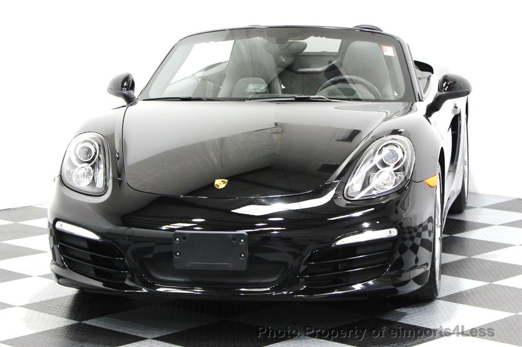 2013 Porsche Boxster CERTIFIED BOXSTER 6 SPEED ROADSTER - 16288396 - 42