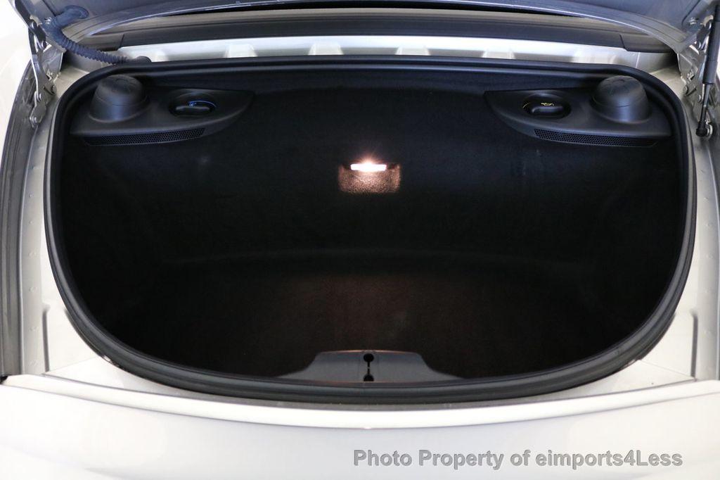 2013 Porsche Boxster CERTIFIED BOXSTER PDK NAVIGATION - 17425256 - 19